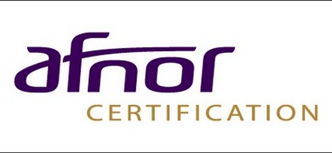 Afnor-certification